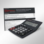 Buy to Let Financial Calculator