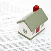 Image of a mortgage contract - representing how more buy-to-let investors are using Limited company mortgages to expand their property portfolios.