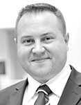 Director at IPS Estates, Adam Lawrence