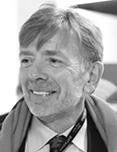 PRS and Build to Rent Consultant, Richard Berridge