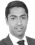 Director of Visionary Finance, Hiten Ganatra