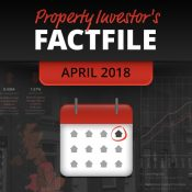 Property Investor - Buy-to-Let - Facts and Stats - April 2018