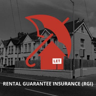 Rental Guarantee Insurance (RGI)