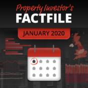 Property Investor's Factfile - January 2020