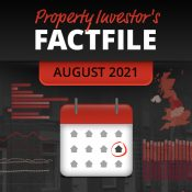 Property Investor's Factfile - August 2021
