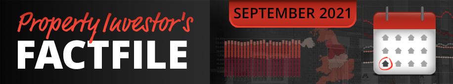 Property Investor's Factfile - September 2021