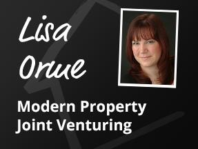 Modern Property Joint Venturing - Lisa Orme