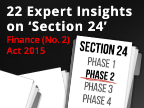 Section 24 Finance Act - 22 Expert Insights